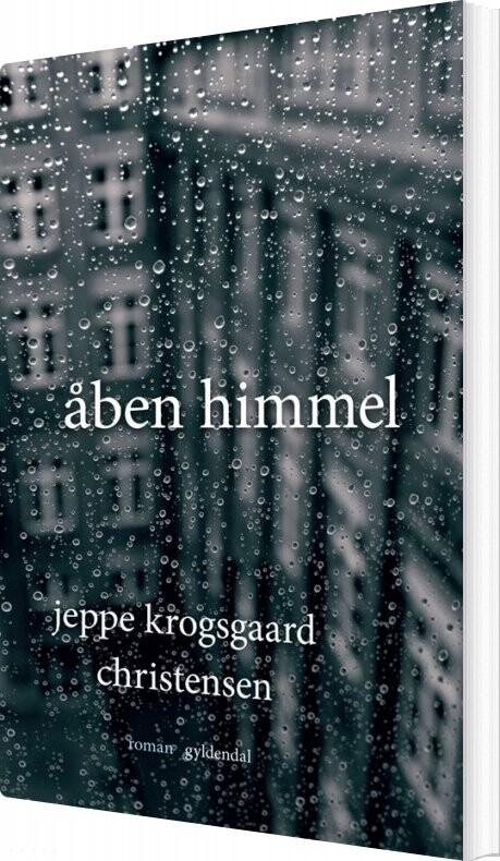 Billede af åben Himmel - Jeppe Krogsgaard Christensen - Bog