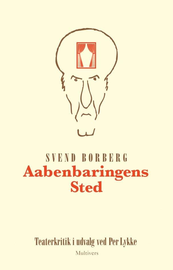 Image of   åbenbaringens Sted - Svend Borberg - Bog