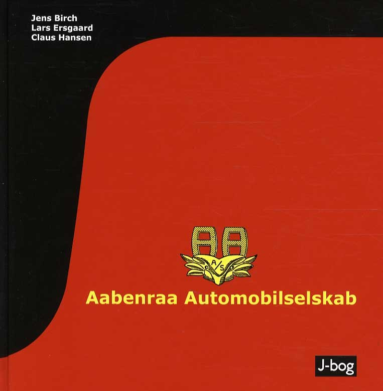 Image of   Aabenraa Automobilselskab - Claus Hansen - Bog