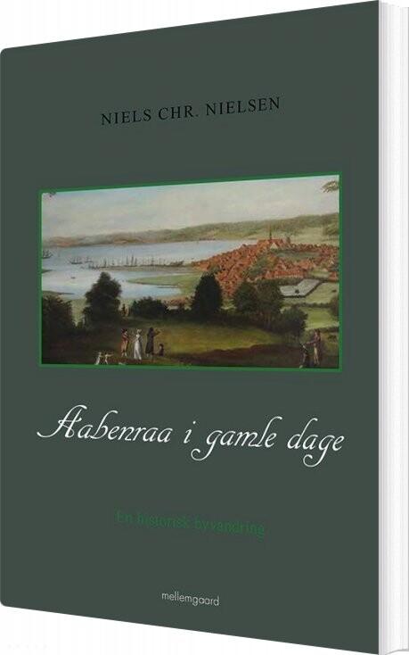 Image of   Aabenraa I Gamle Dage - Niels Christian Nielsen - Bog