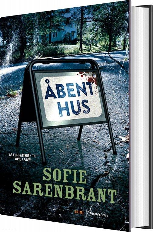 Image of   åbent Hus - Sofie Sarenbrant - Bog