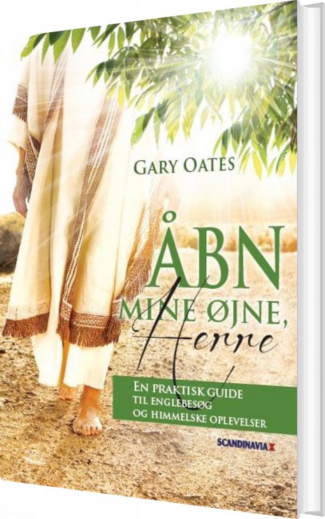 Image of   åbn Mine øjne, Herre - Gary Oates Sammen - Bog