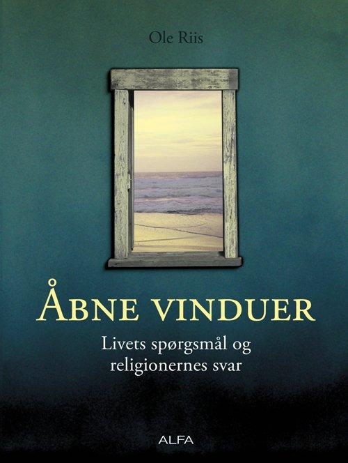 Image of   åbne Vinduer - Ole Riis - Bog