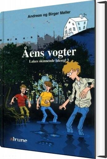 Image of   åens Vogter - Birger Møller - Bog