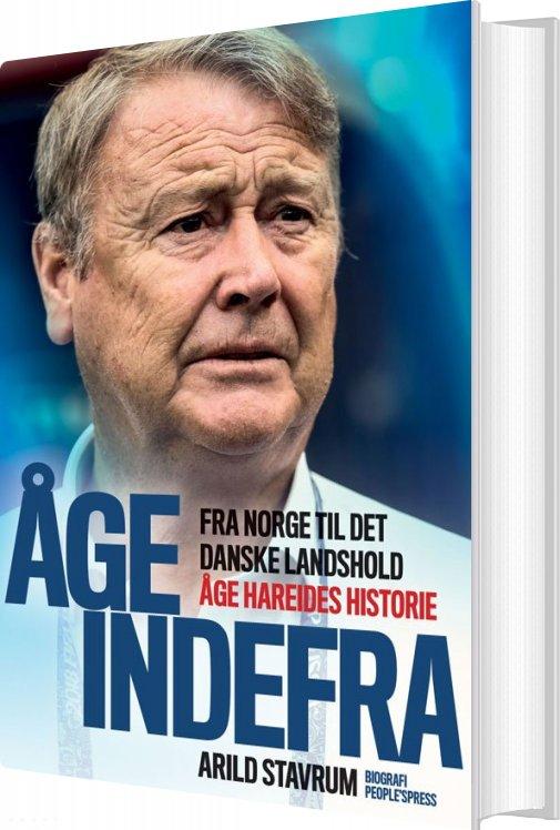 Image of   åge Indefra - Arild Stavrum - Bog