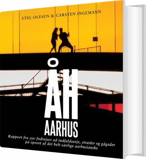 Image of   åh, Aarhus - Stig Olesen - Bog