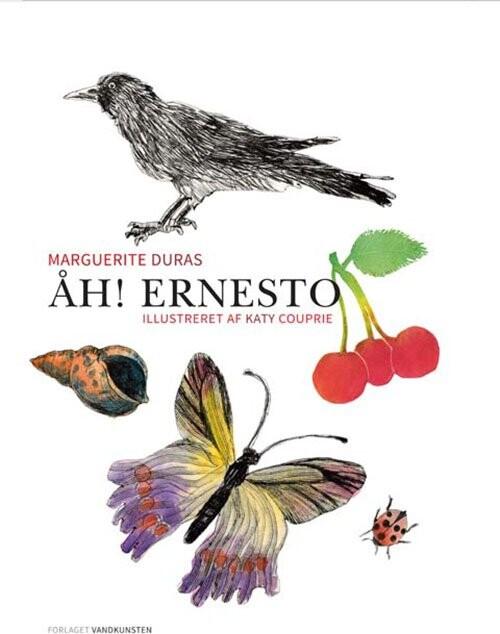 Image of   åh! Ernesto - Marguerite Duras - Bog