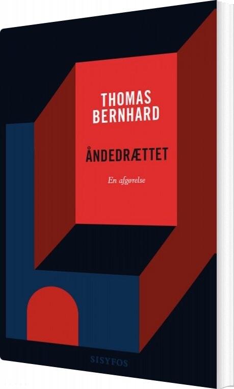 Image of   åndedrættet. En Afgørelse - Thomas Bernhard - Bog