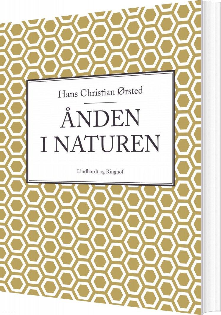 Image of   ånden I Naturen - Hans Christian ørsted - Bog