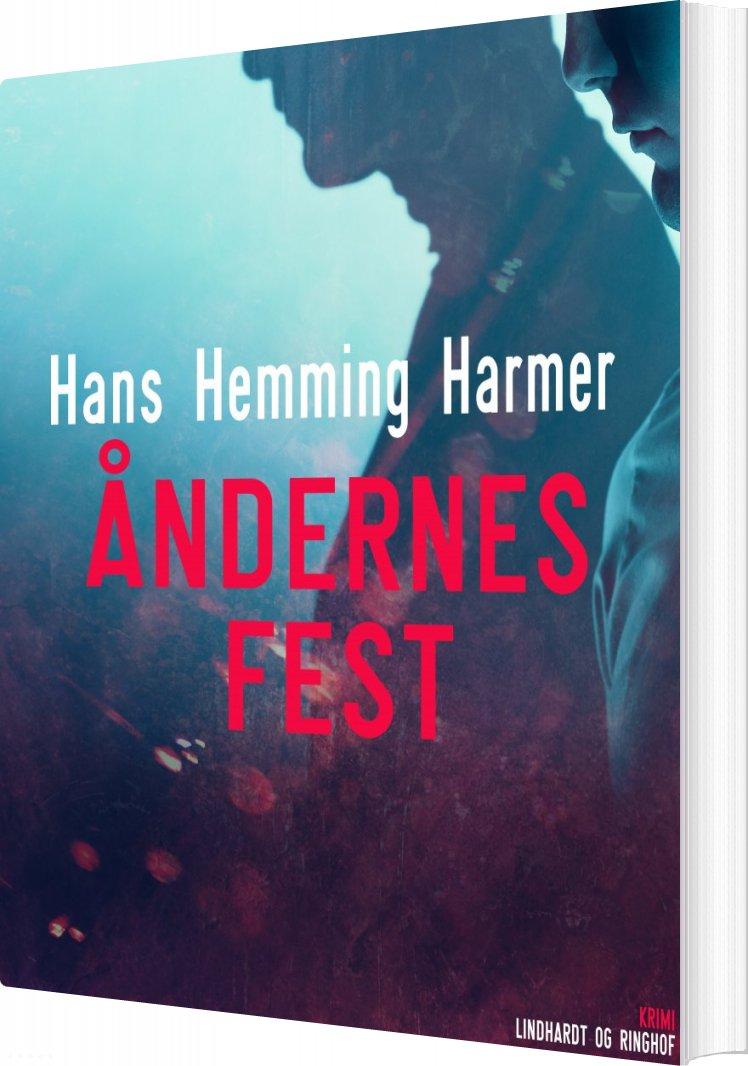 Image of   åndernes Fest - Hans Henning Harmer - Bog