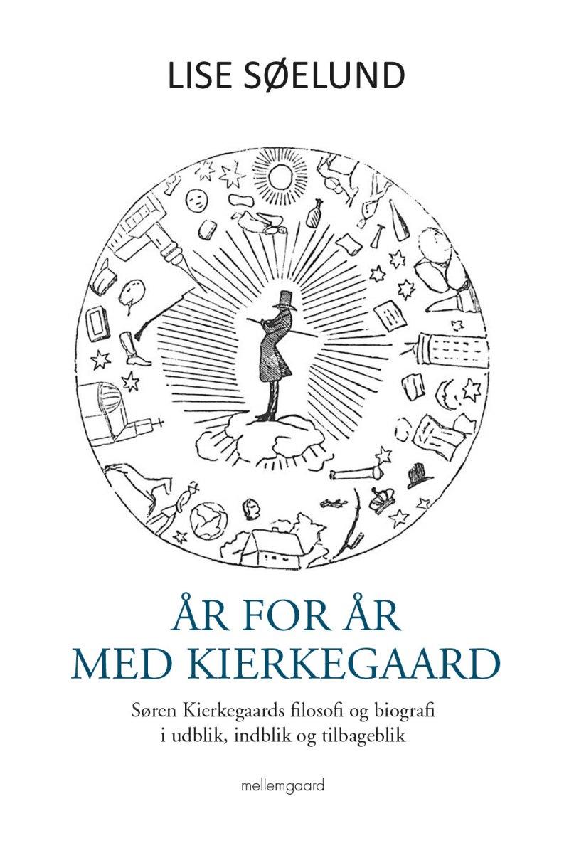 Image of   år For år Med Kierkegaard - Lise Søelund - Bog