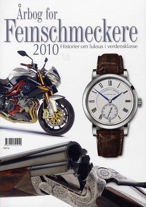Image of   årbog For Feinschmeckere 2010 - Jesper Rovsing Olsen - Bog