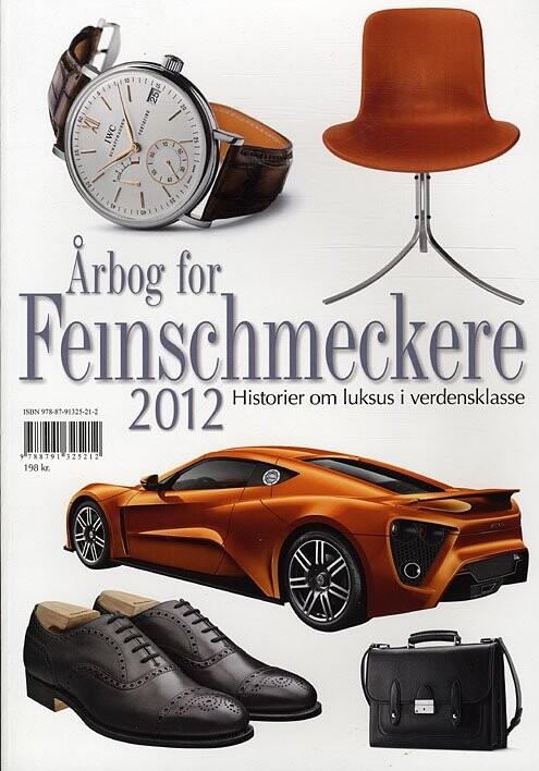 Image of   årbog For Feinschmeckere - Ole Høy Hansen - Bog