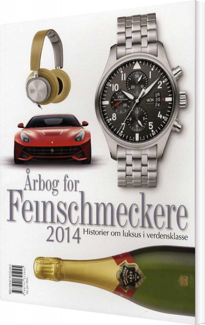 Image of   årbog For Feinschmeckere 2014 - Jesper Rovsing Olsen - Bog