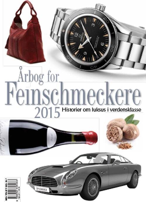 Image of   årbog For Feinschmeckere 2015 - Ole Høy Hansen - Bog