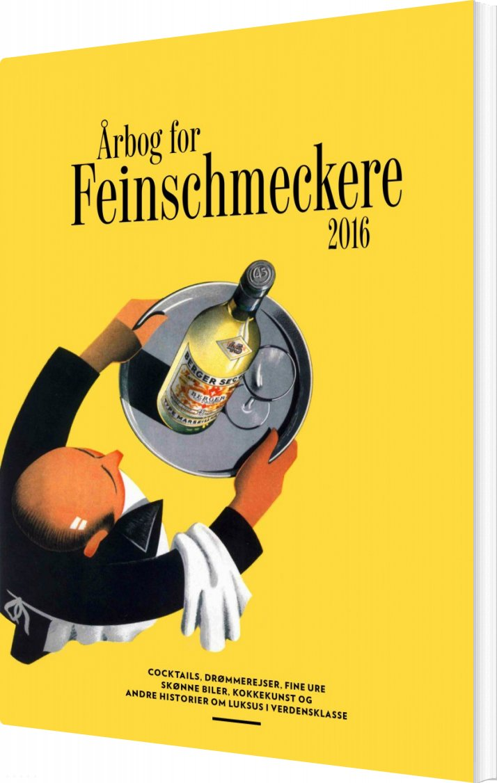 Image of   årbog For Feinschmeckere 2016 - Jesper Rovsing Olsen - Bog