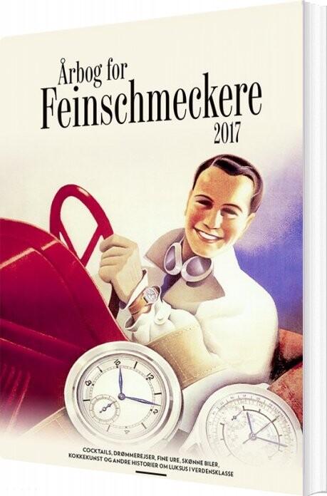 Image of   årbog For Feinschmeckere 2017 - Jesper Rovsing Olsen - Bog