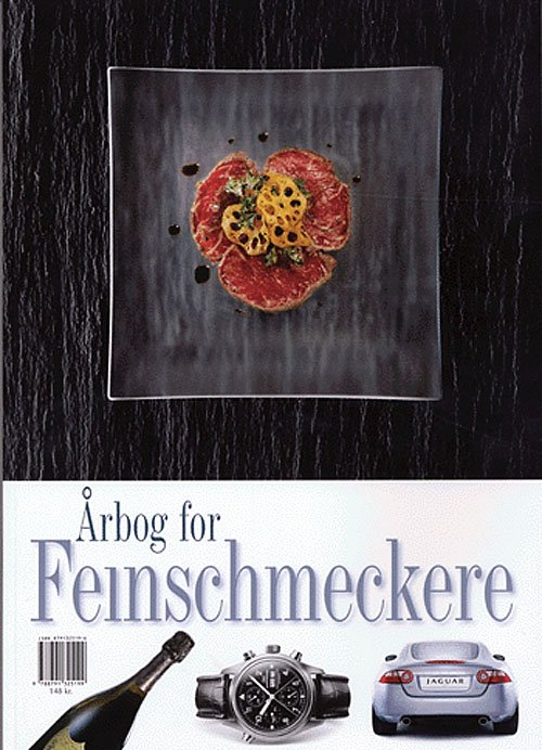 Image of   årbog For Feinschmeckere - Diverse - Bog
