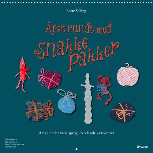 Image of   året Rundt Med Snakkepakker - Lotte Salling - Bog