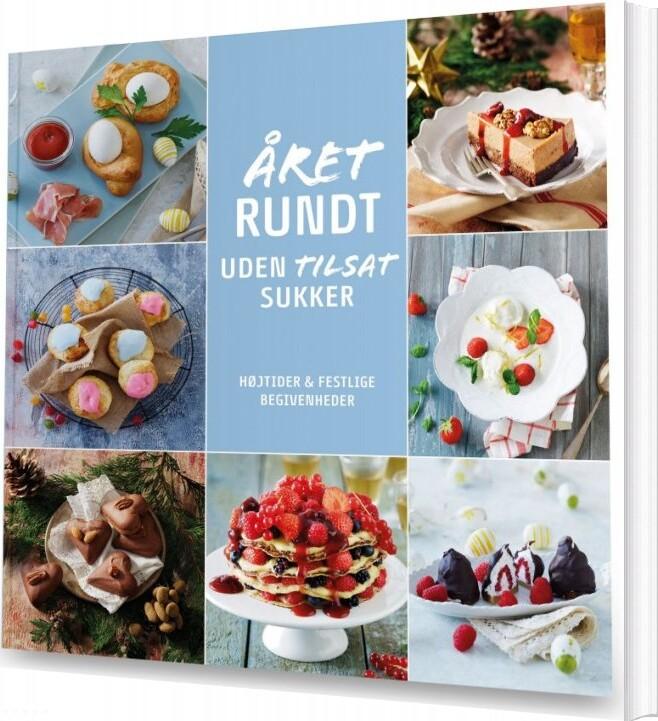 Image of   året Rundt Uden Tilsat Sukker - Easis A - Bog