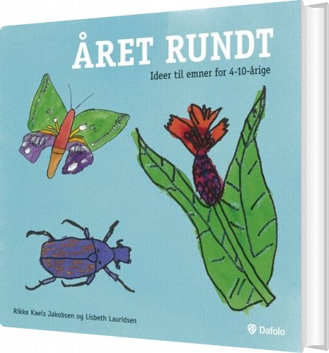 Image of   året Rundt - Lisbeth Lauridsen - Bog