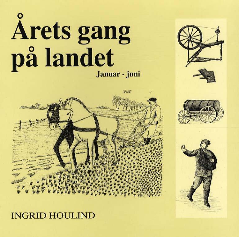 Billede af årets Gang På Landet - Ingrid Houling - Bog