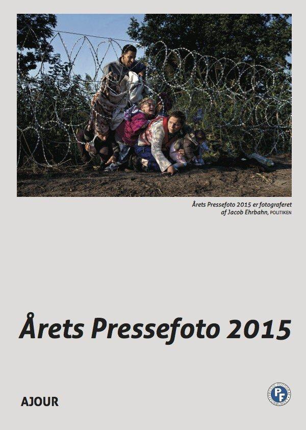 Image of   årets Pressefoto 2015 - Diverse - Bog