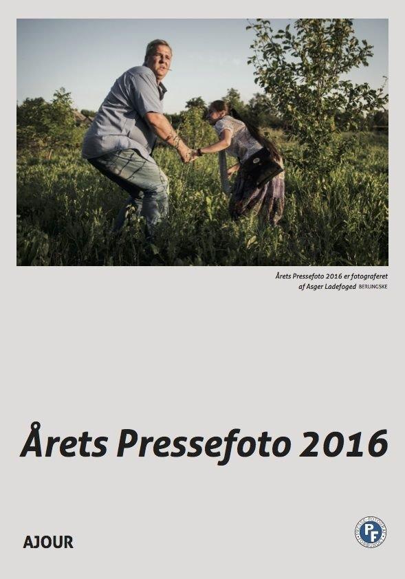 Image of   årets Pressefoto 2016 - Bog