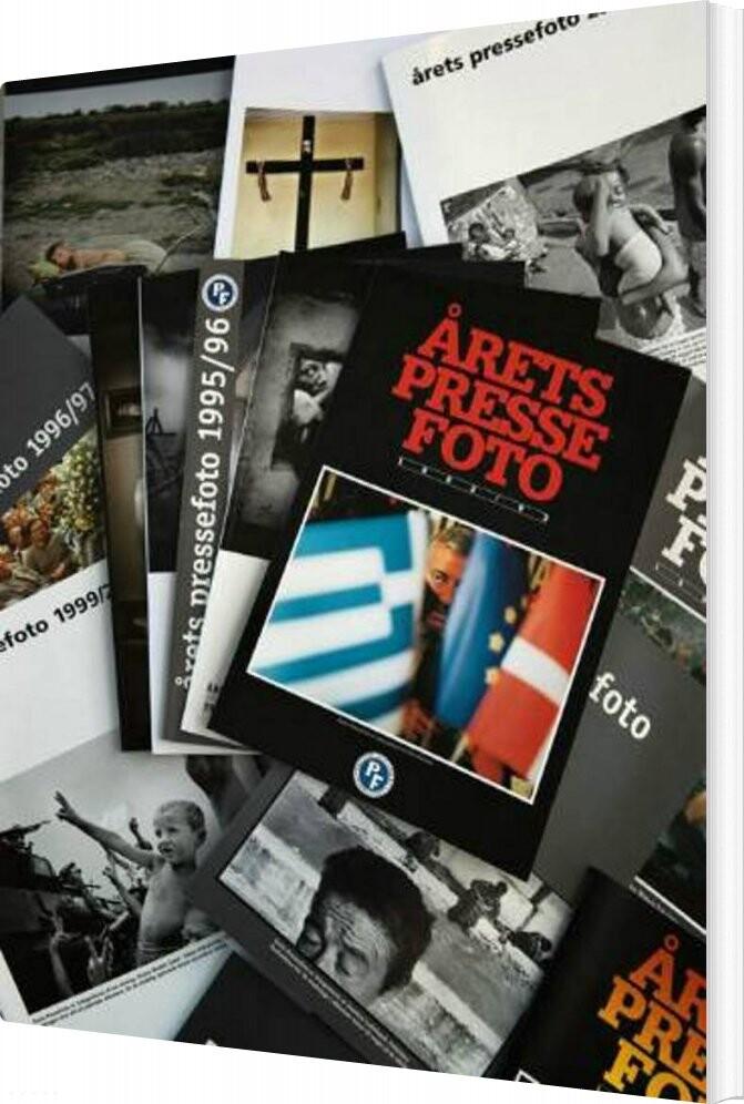 årets Pressefoto - Pressefotografforbundet - Bog