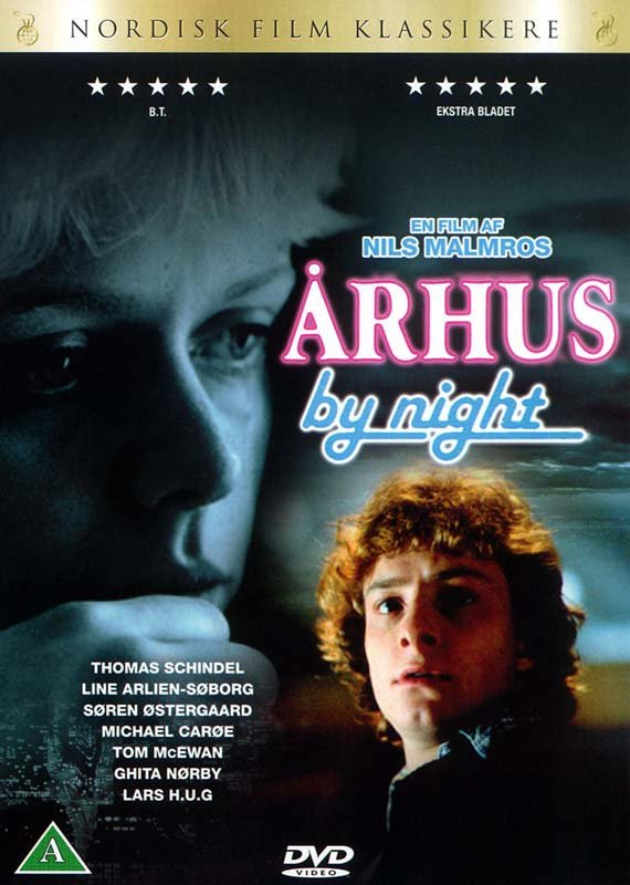 Image of   århus By Night - DVD - Film