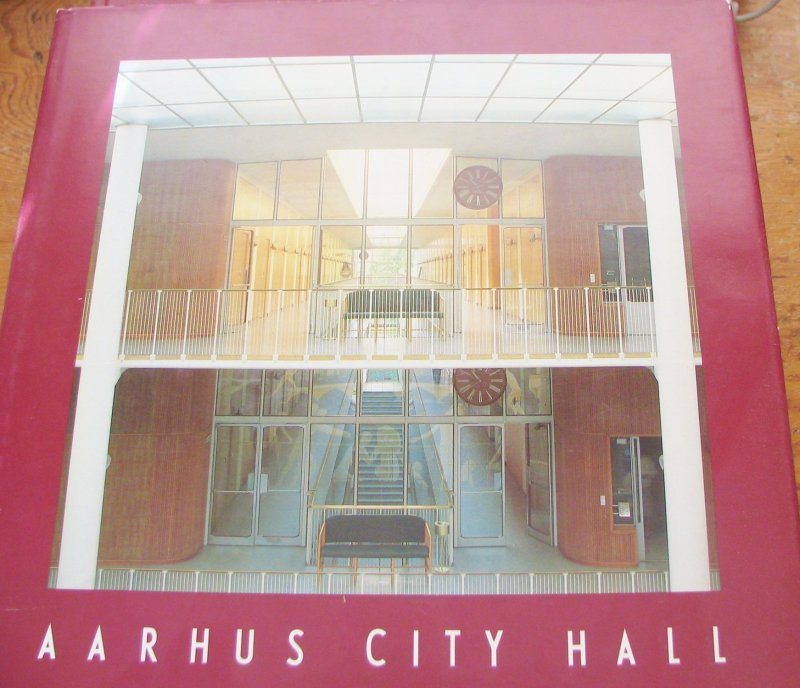 Image of   Aarhus City Hall - Kjeld Vindum - Bog