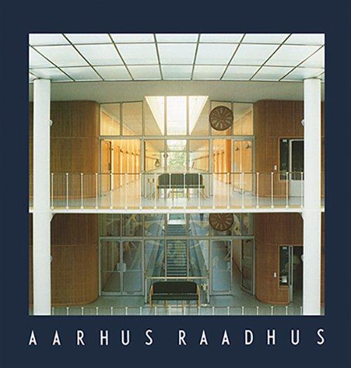 Image of   Aarhus Raadhus - Kjeld Vindum - Bog