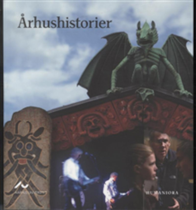 Image of   århushistorier - Borchmann - Bog
