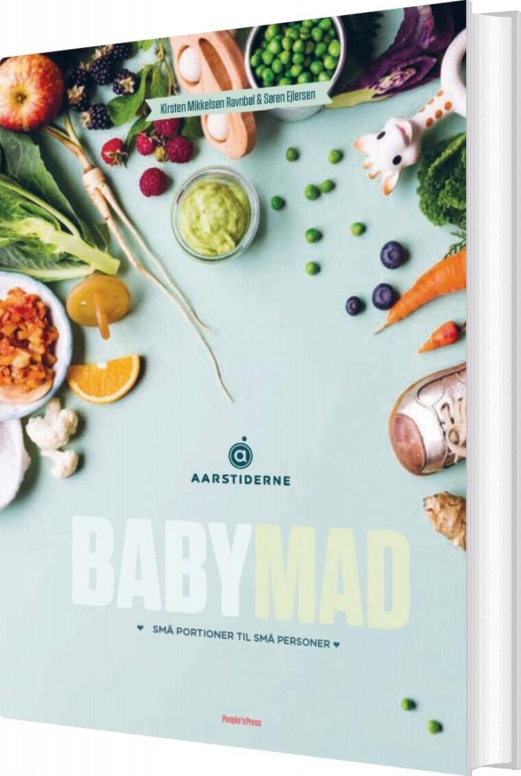 Image of   Babymad - Aarstiderne - Søren Ejlersen - Bog