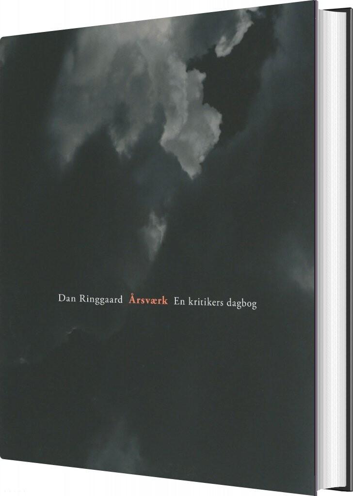 Image of   årsværk - Dan Ringgaard - Bog