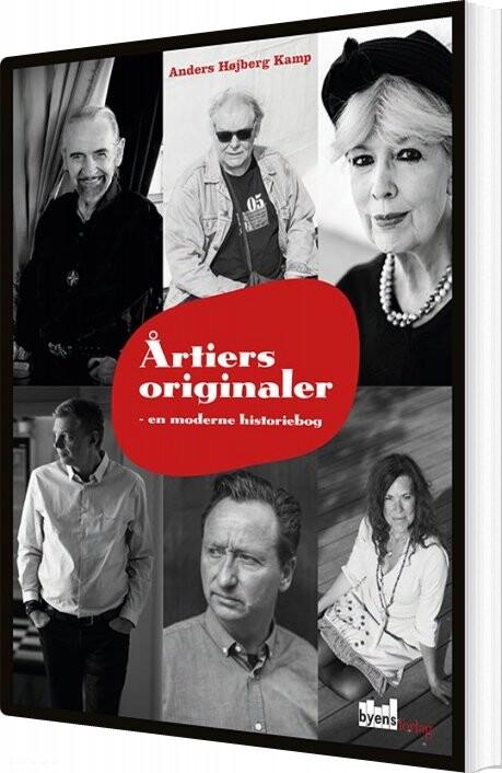 Image of   årtiers Originaler - Anders Højberg Kamp - Bog