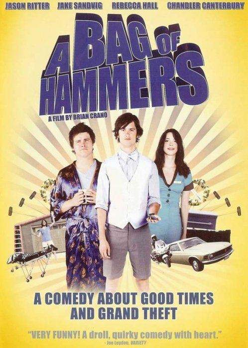 Image of   A Bag Of Hammers - DVD - Film