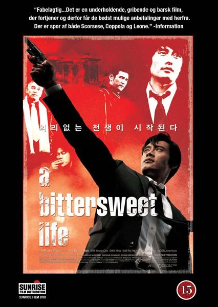 Image of   A Bittersweet Life - DVD - Film