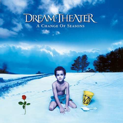 Image of   Dream Theater - A Change Of Seasons - Vinyl / LP