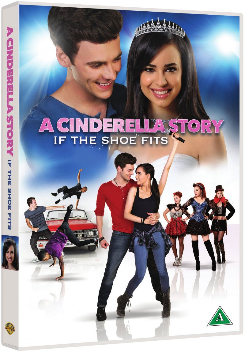 Image of   A Cinderella Story: If The Shoe Fits - DVD - Film