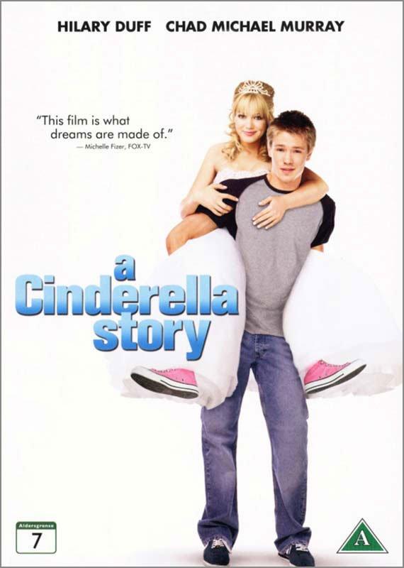 Billede af A Cinderella Story - DVD - Film