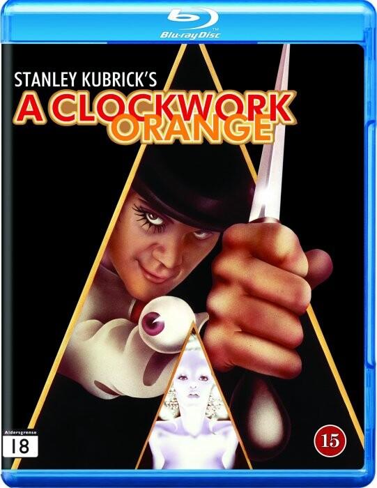 Image of   A Clockwork Orange - Blu-Ray