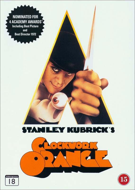Image of   A Clockwork Orange - DVD - Film