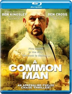 Image of   A Common Man - Blu-Ray