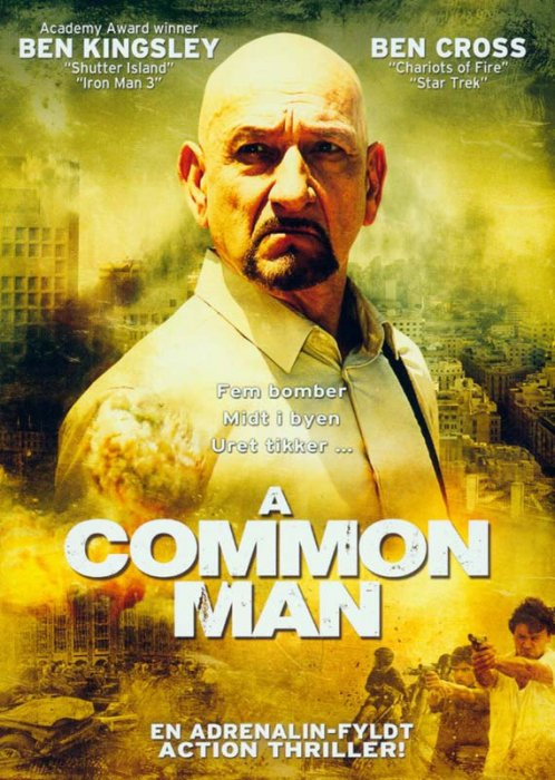 Image of   A Common Man - DVD - Film