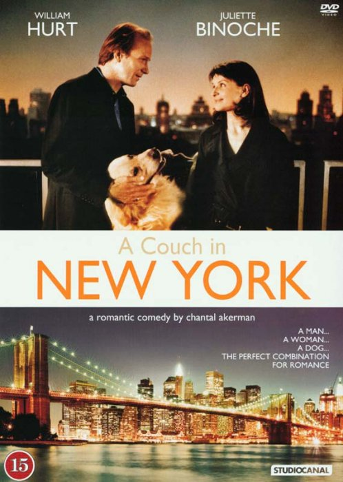 Image of   A Couch In New York - DVD - Film