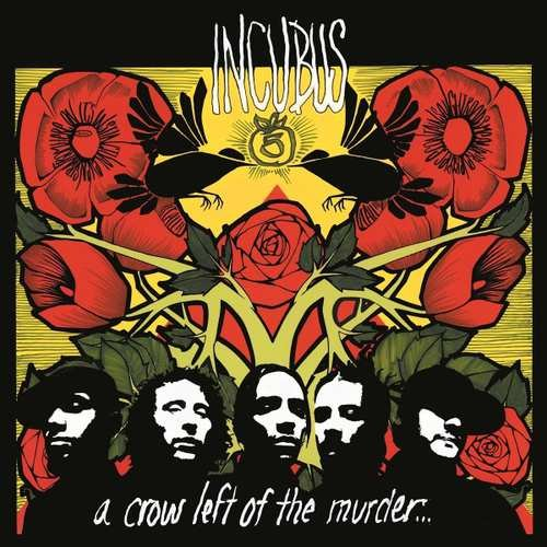 Incubus - A Crow Left Of The Murder - Vinyl / LP
