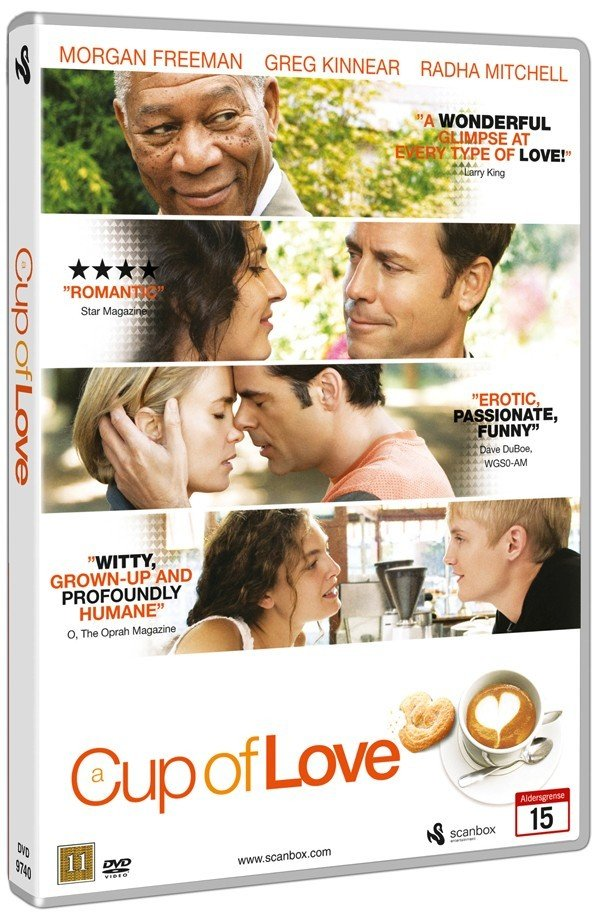 Image of   A Cup Of Love / Feast Of Love - DVD - Film
