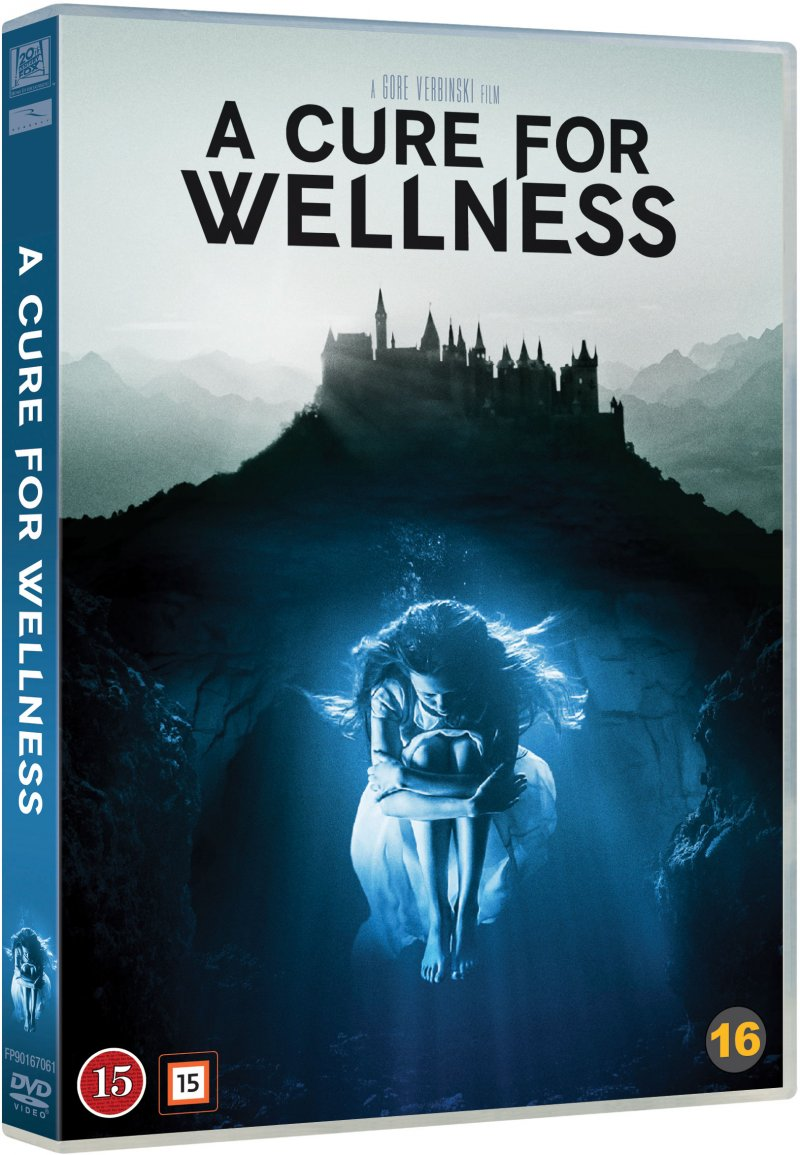 Image of   A Cure For Wellness - DVD - Film