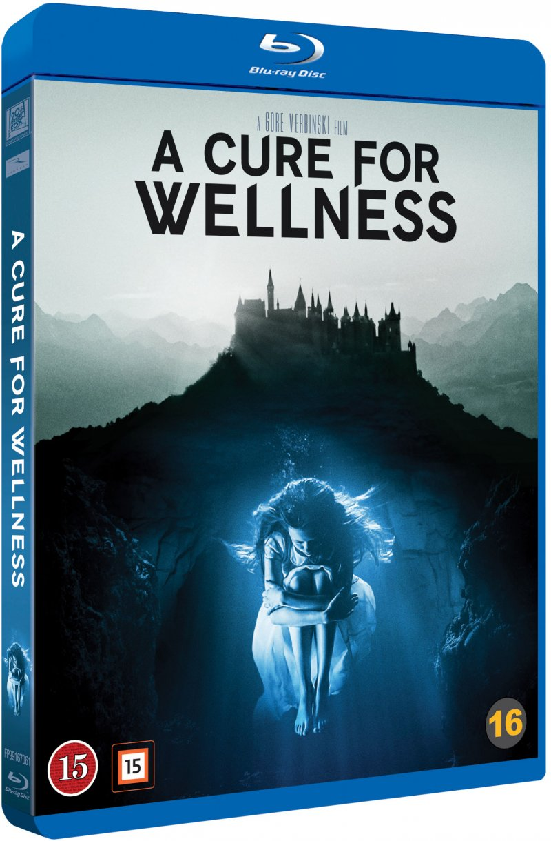 Image of   A Cure For Wellness - Blu-Ray